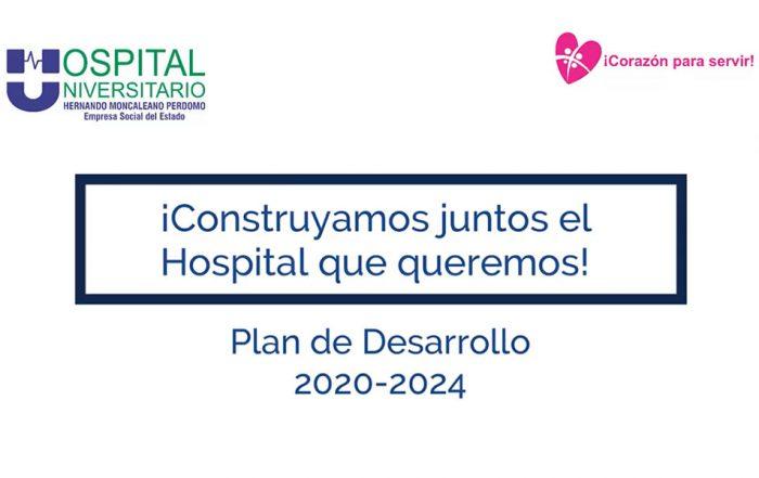 Invitación a la Construcción del Plan de Desarrollo 2020-2024