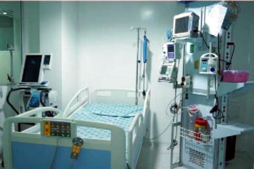 Unidad de Cuidados Intensivos Hospital Universitario de Neiva