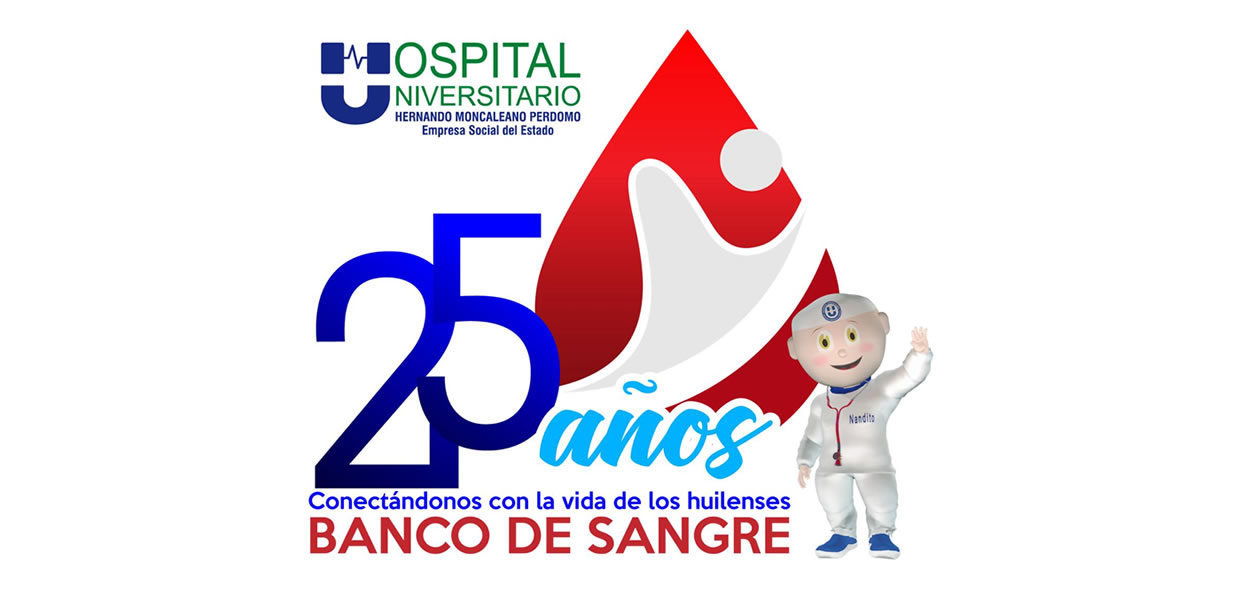 banco de sangre hospital universitario de neiva