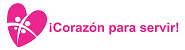 Logo Corazón para Servir